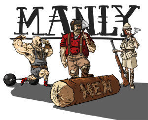 Manly_Men_by_thdark